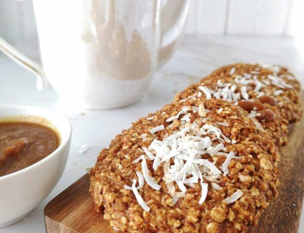 Biscuits déjeuner avoine et dattes