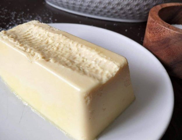 Beurre végétal